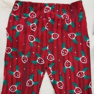 Lularoe Christmas leggings